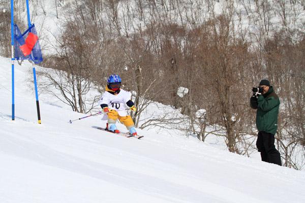 グランヒラフ親子スキー大会